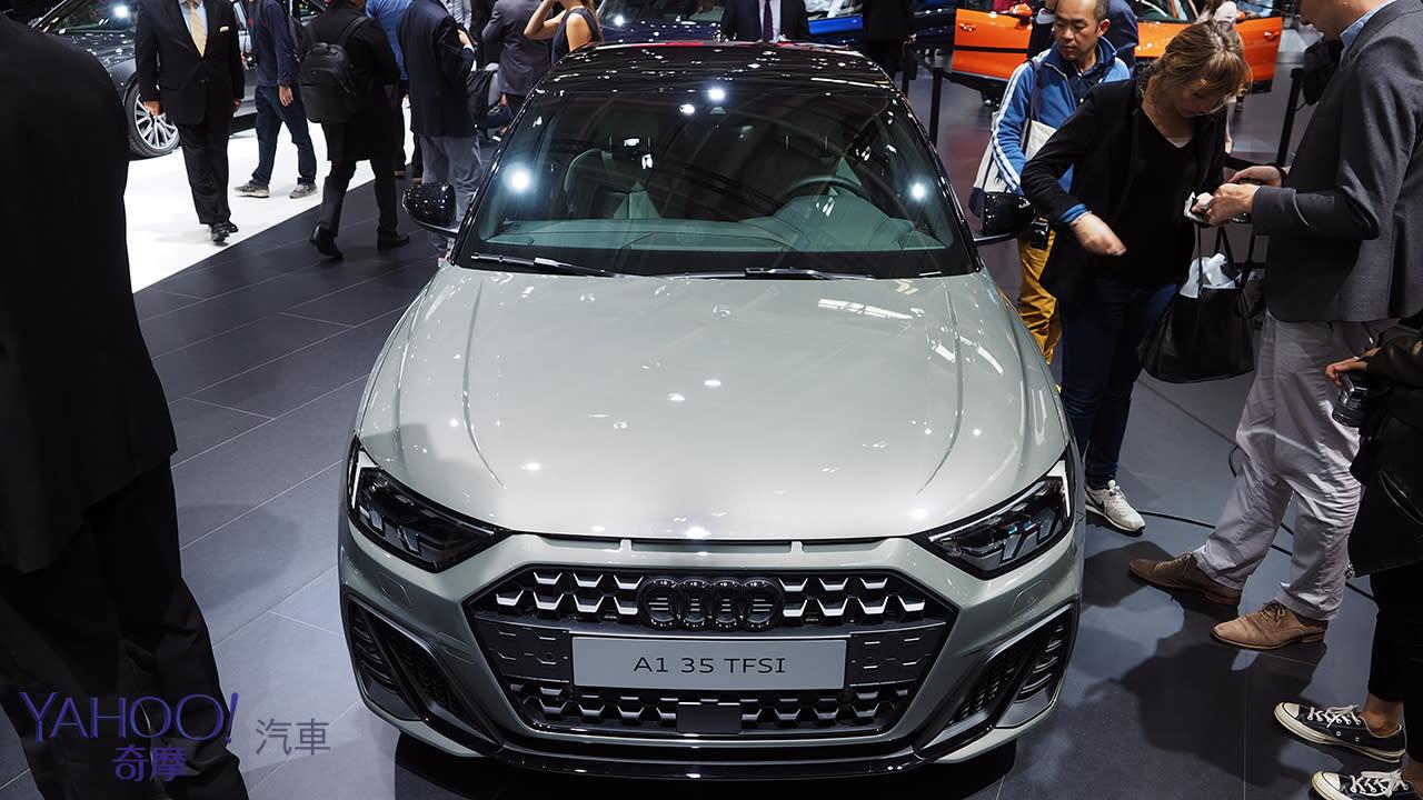 【巴黎車展直擊】更多Audi陣容值得期待!e-tron 55、A1、Q8與SQ2! - 8