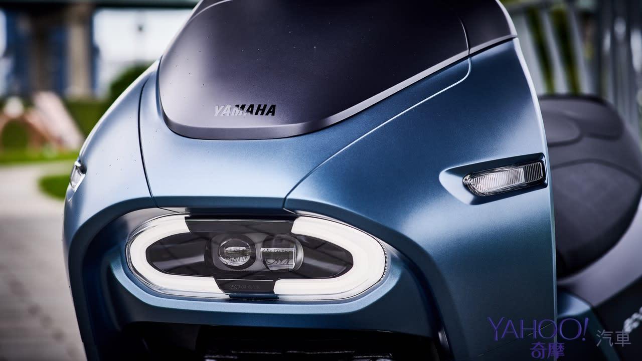 真的、我們不一樣!Yamaha換電式電動機車EC-05新北城郊試駕解析! - 7