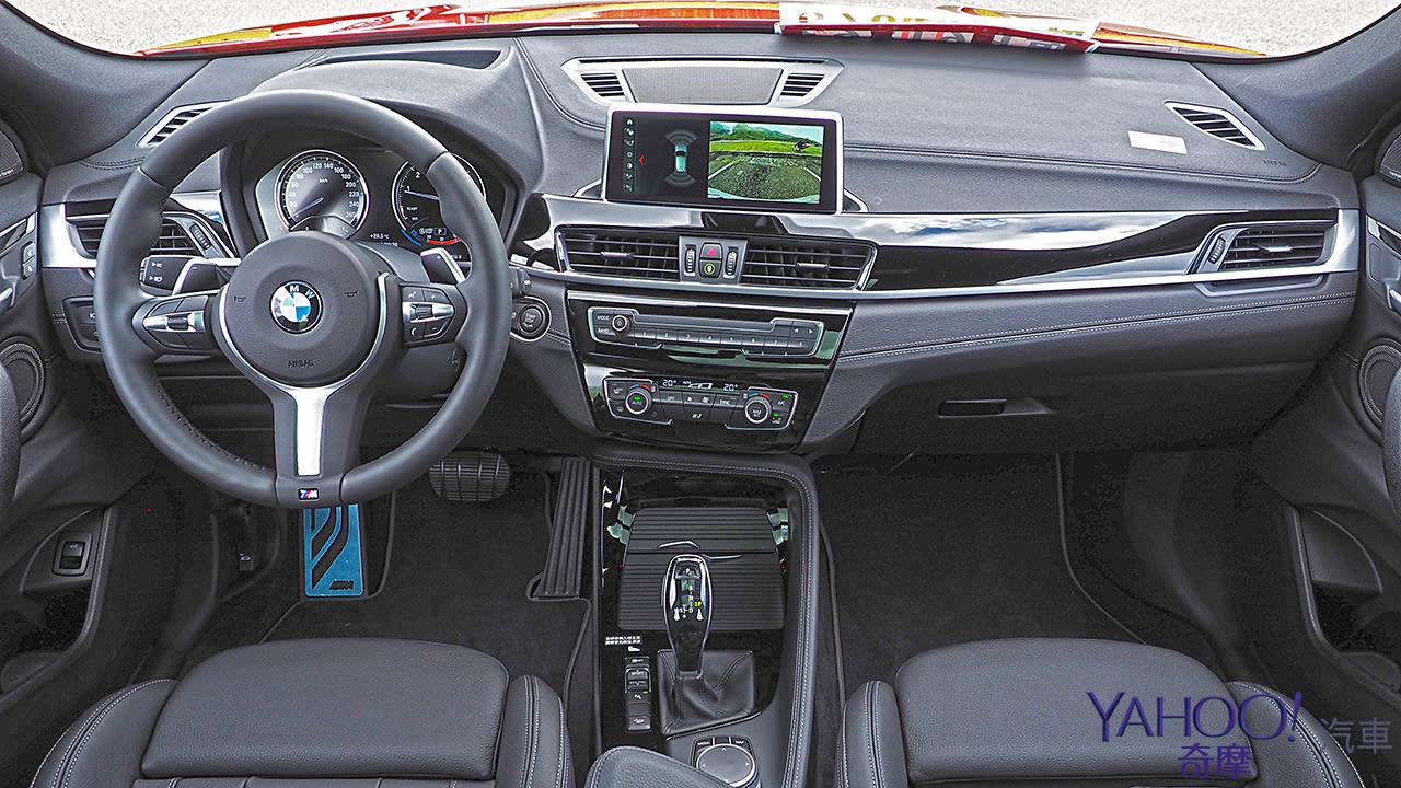 更加鋼砲的跨界潮流之作!2019 BMW X2 M35i山道試駕 - 6