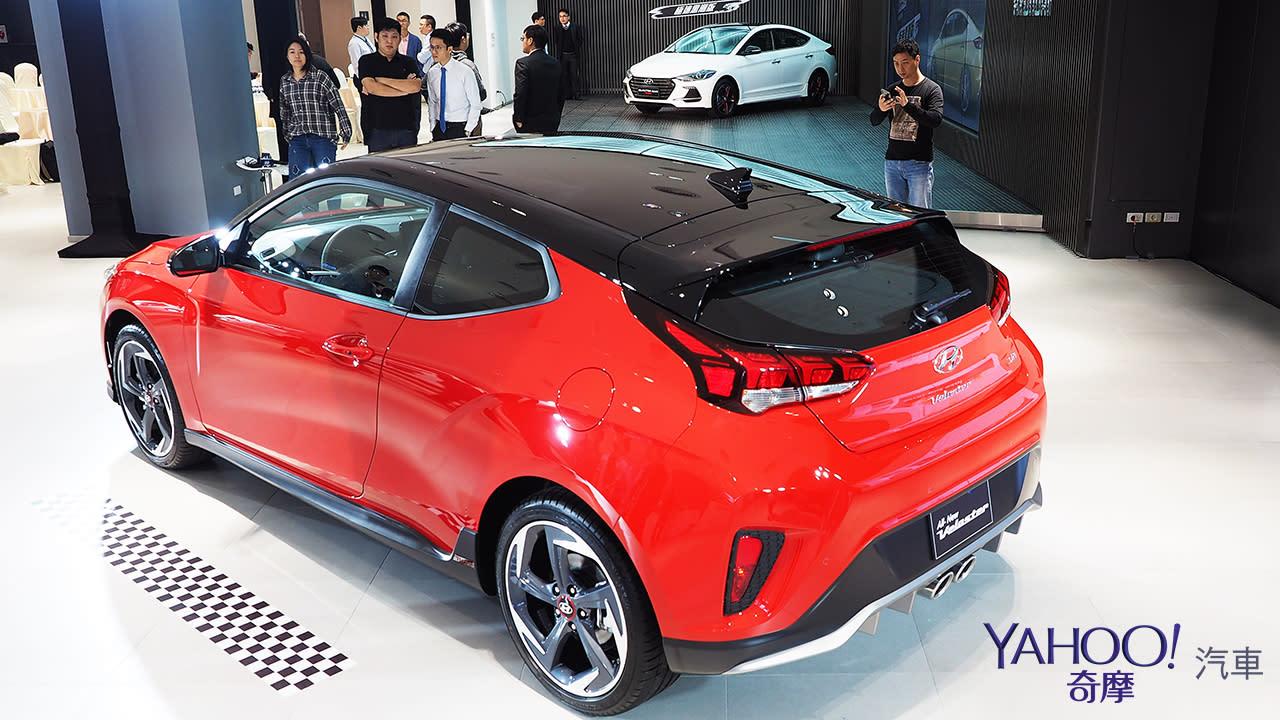 不對稱鋼砲無預警現身!Hyundai第2代Veloster率眾挑戰車市極限! - 9