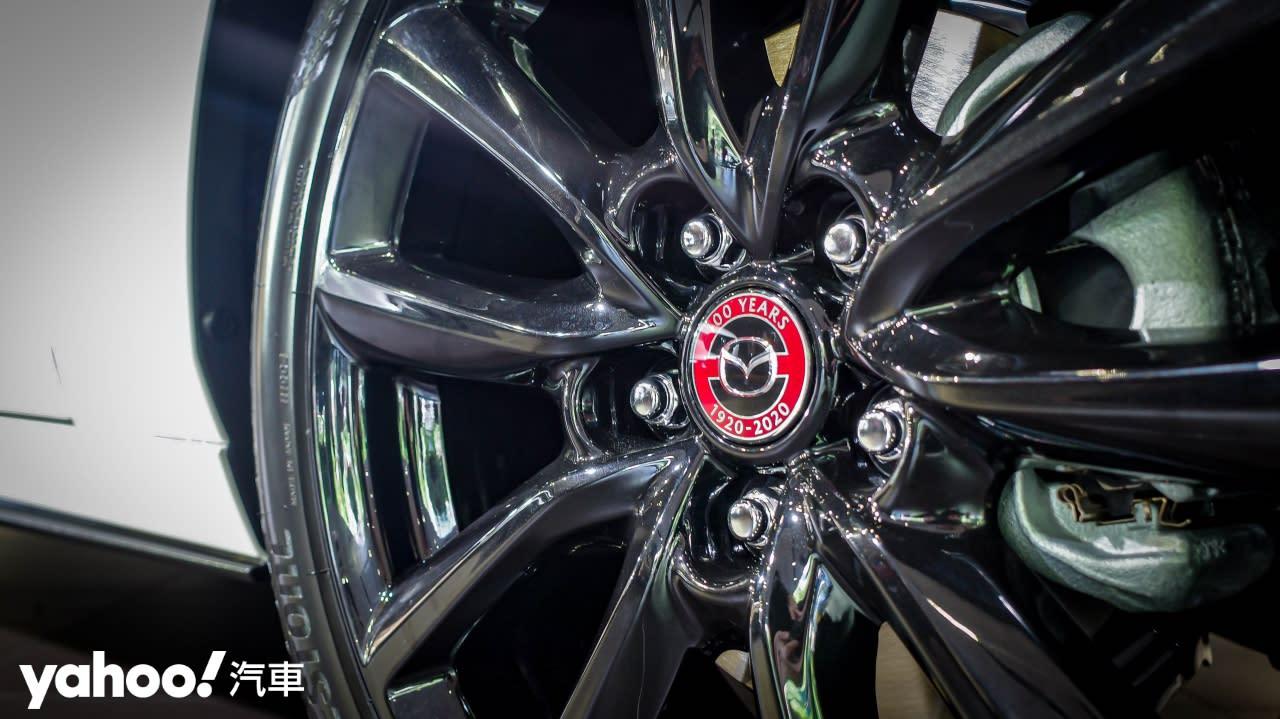 歡迎加入「車瑞」俱樂部!2020 Mazda 100週年紀念車款在台上市! - 8
