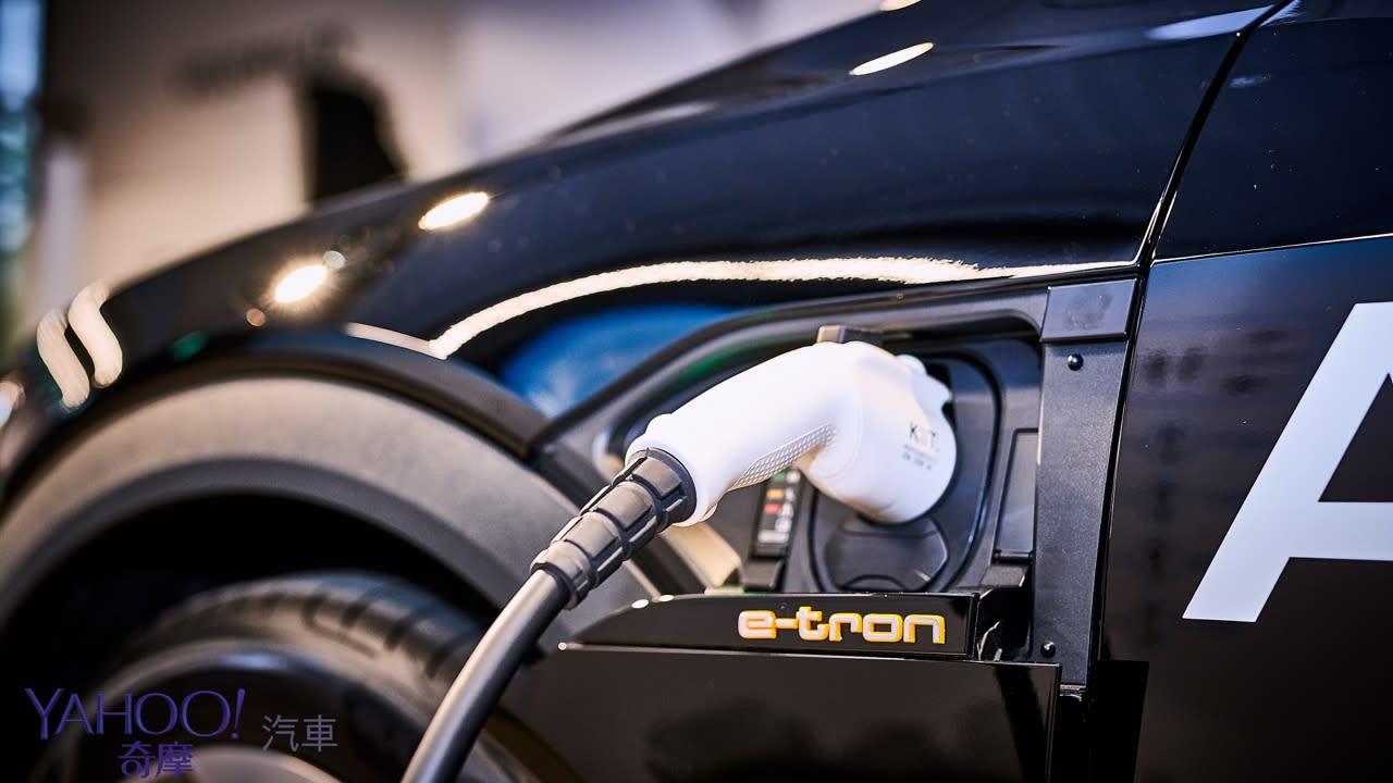 Volkswagen集團台灣e動中心正式營運 集團首款純電車型Audi e-tron終於在台現身! - 17