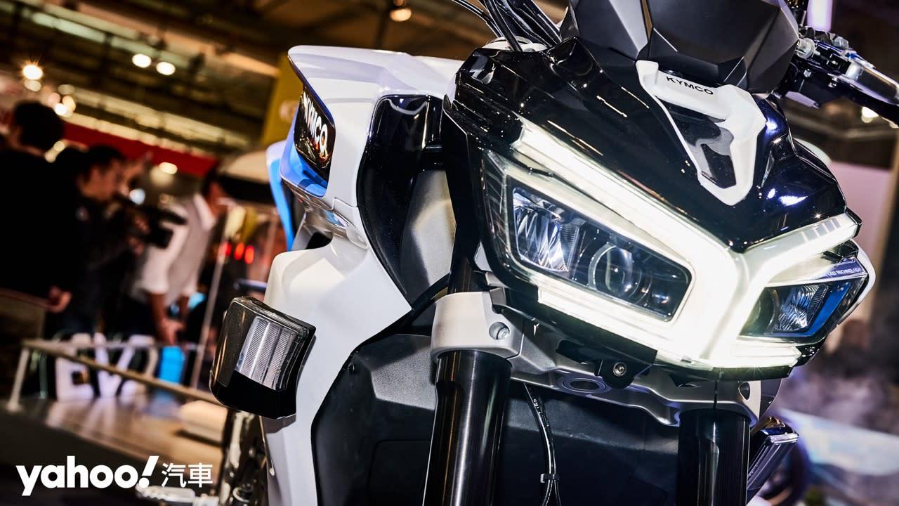 更接近量產的電動火力展示!Kymco全新大型重型電動概念車RevoNEX正式發表! - 14