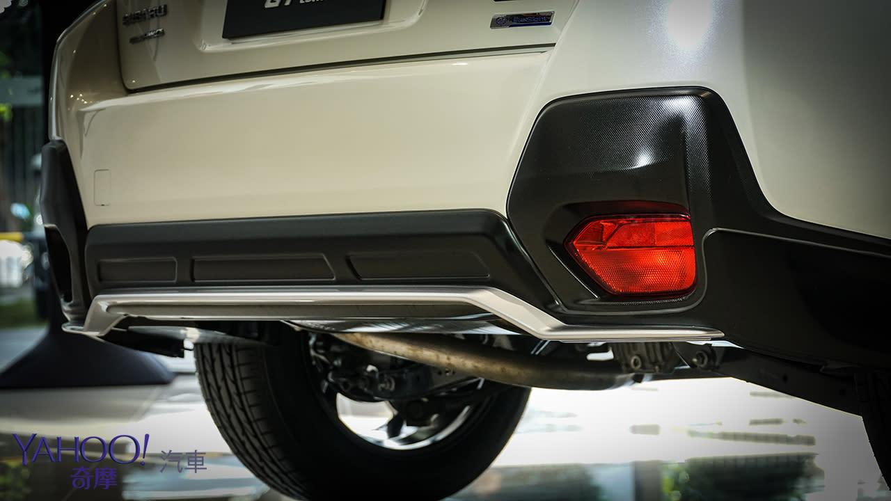 性能裝甲全面上陣!Subaru特仕車款XV GT Edition有感發表! - 10