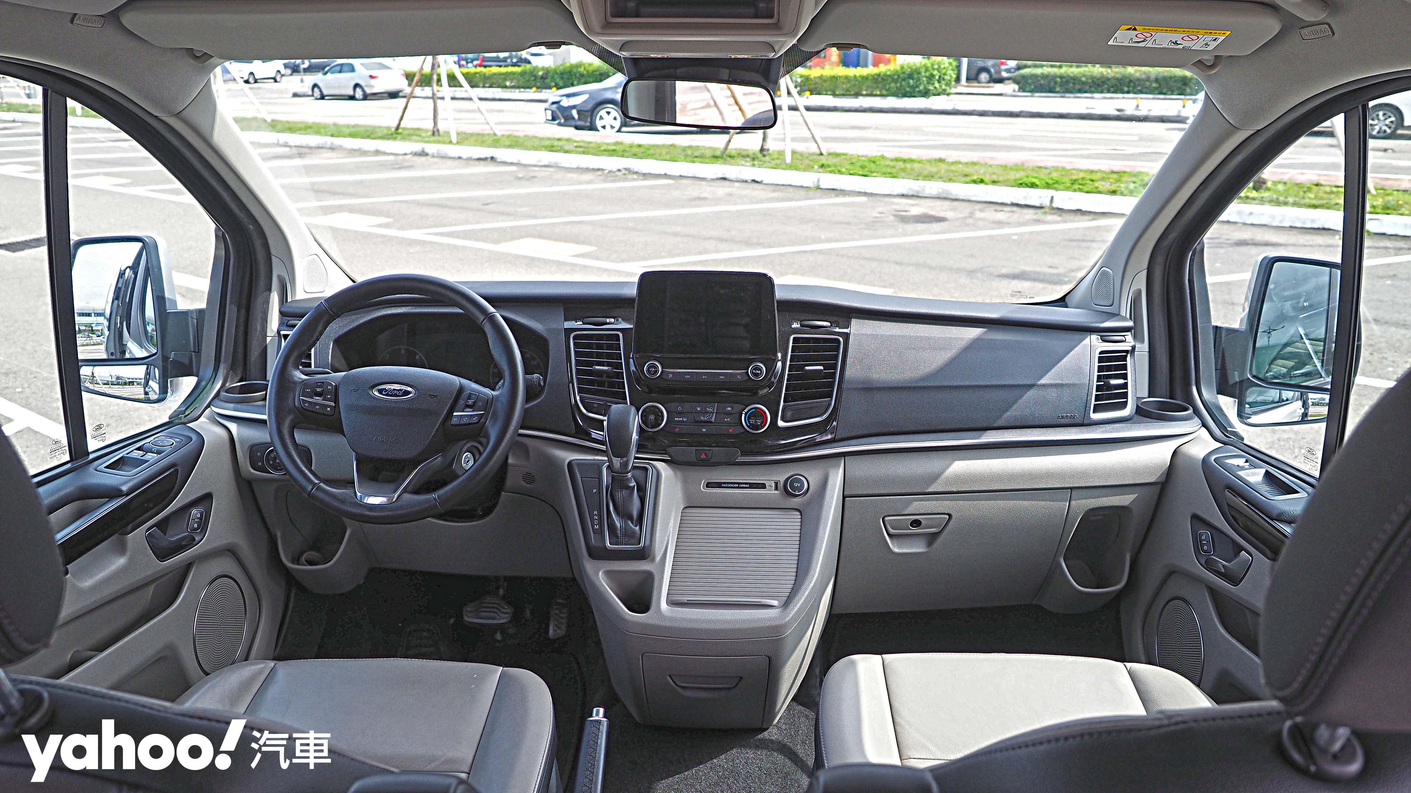 絕對不只是機場接送王!Ford Tourneo Custom旅行家短軸豪華型桃機試駕 - 8