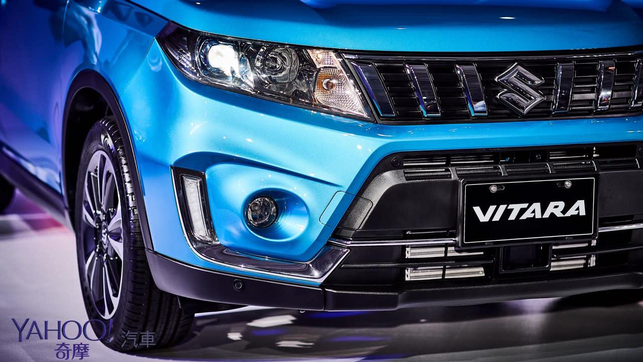更安全的內外兼修!全新Suzuki第4代小改款Vitara正式上市77萬起! - 4