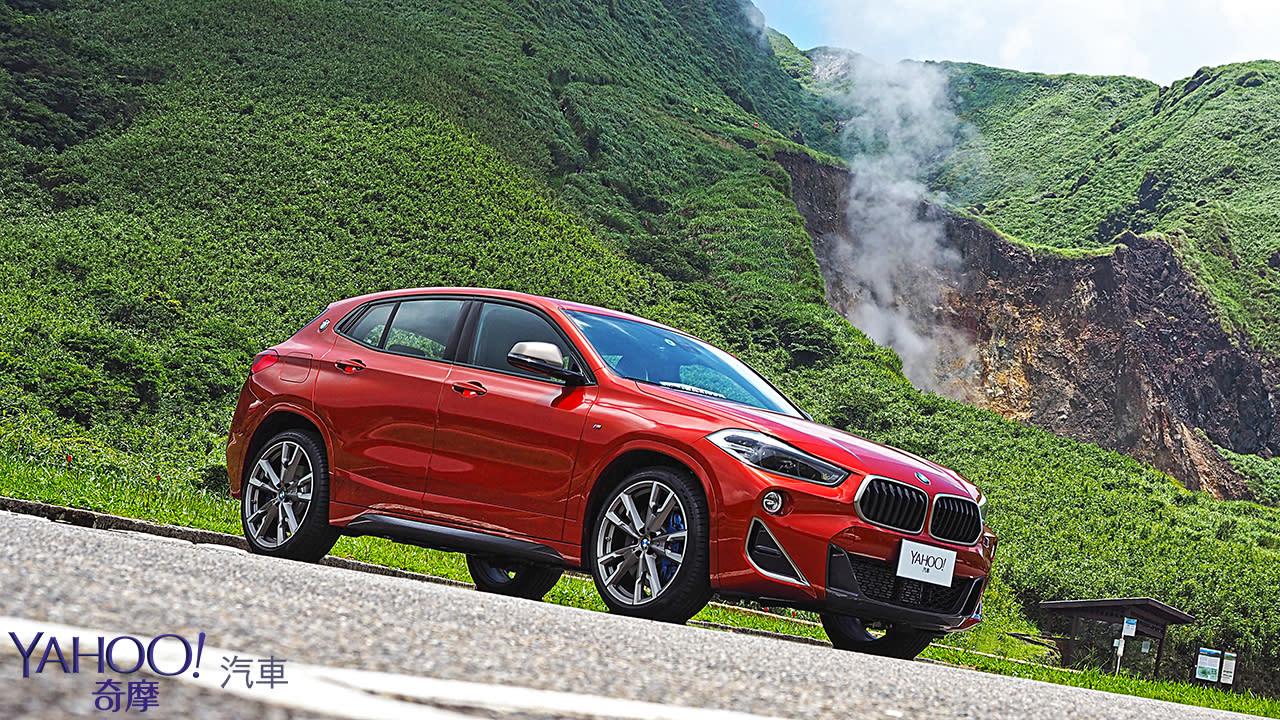 更加鋼砲的跨界潮流之作!2019 BMW X2 M35i山道試駕 - 15