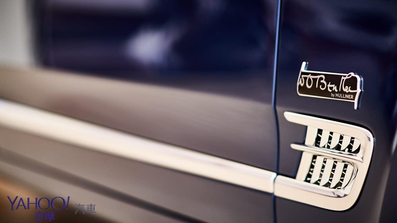 百年極致禮讚盡顯其中!Bentley Mulsanne百年限量款鑑賞暨敞篷Continental GT發表! - 10