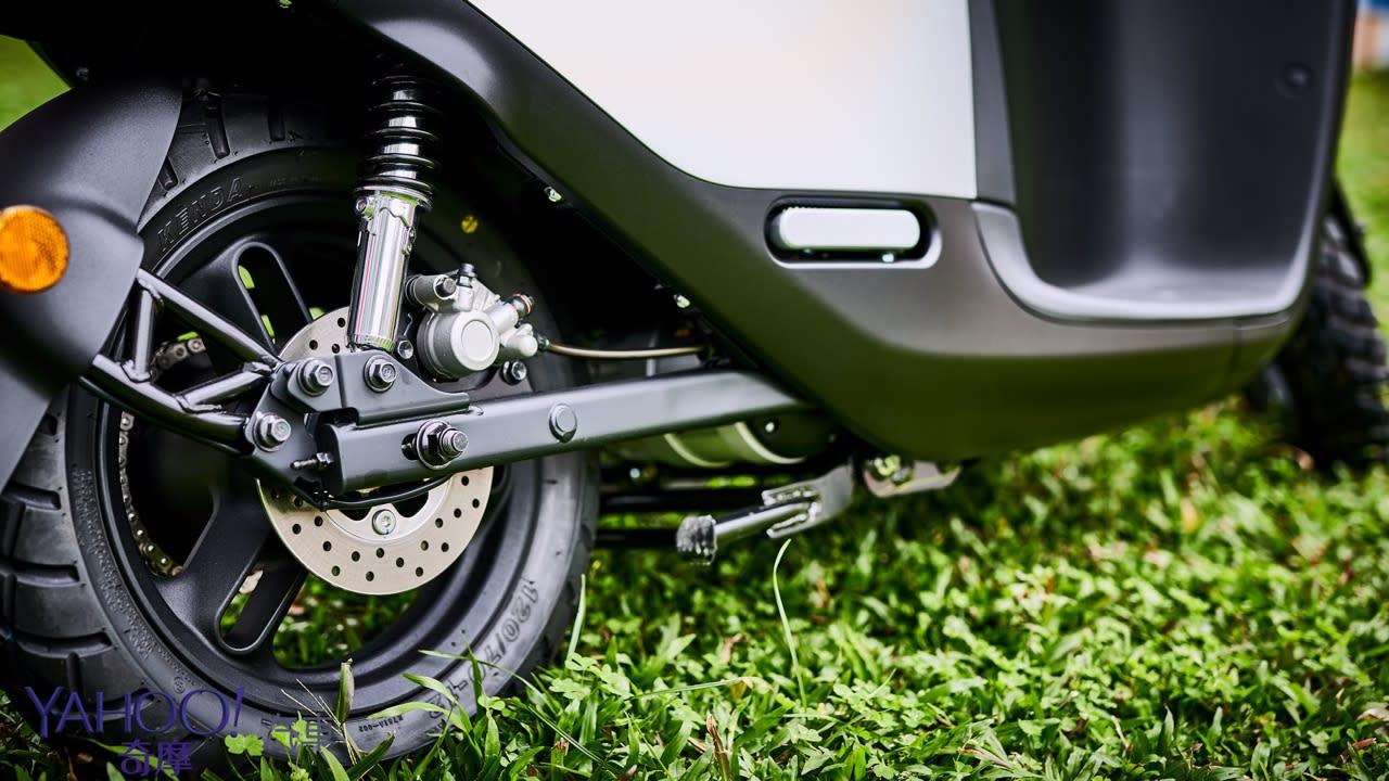絕不只是換個輪胎那麼簡單!城市越野風Gogoro 2 Rumbler都會試駕體驗 - 11