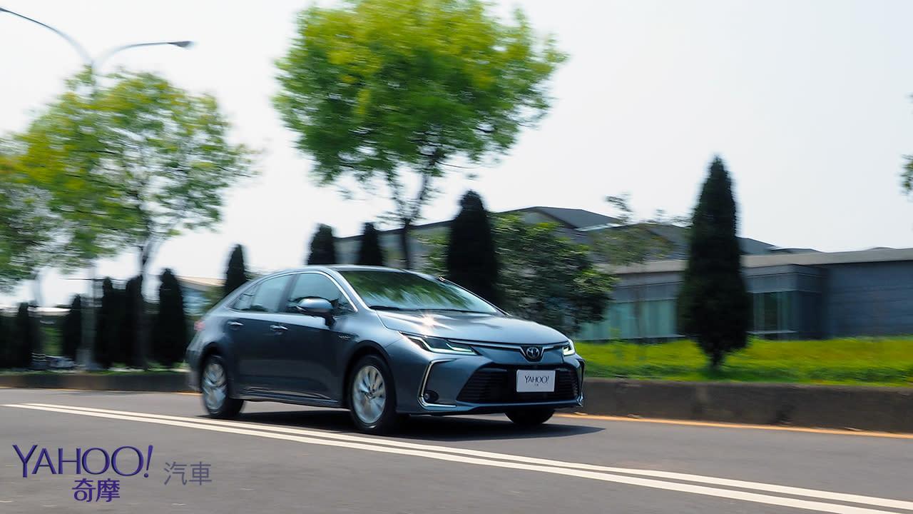 無愧Corolla之名!2019 Toyota Altis 1.8 Hybrid旗艦型試駕 - 3