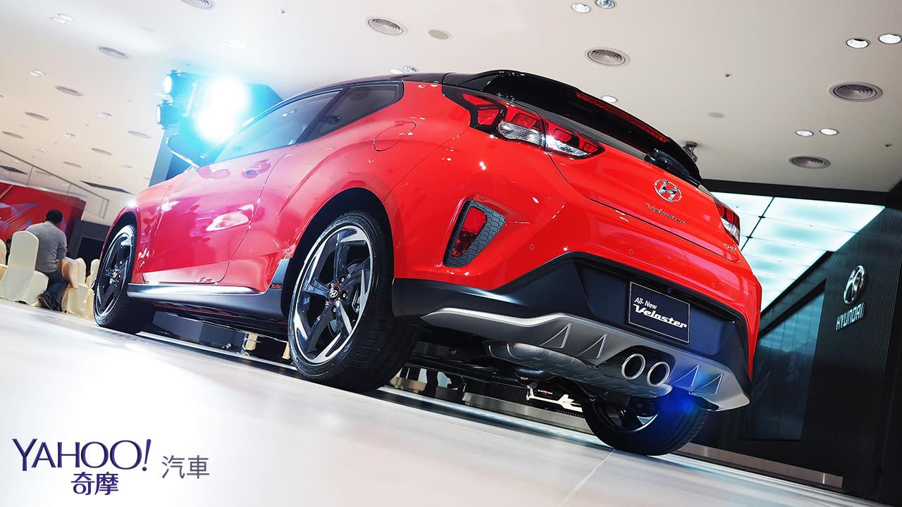 不對稱鋼砲無預警現身!Hyundai第2代Veloster率眾挑戰車市極限! - 4