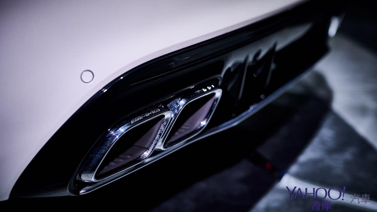 沒有不一樣、只是很不一樣!2019年式小改款Mercedes-AMG C63系列上市497萬起! - 9