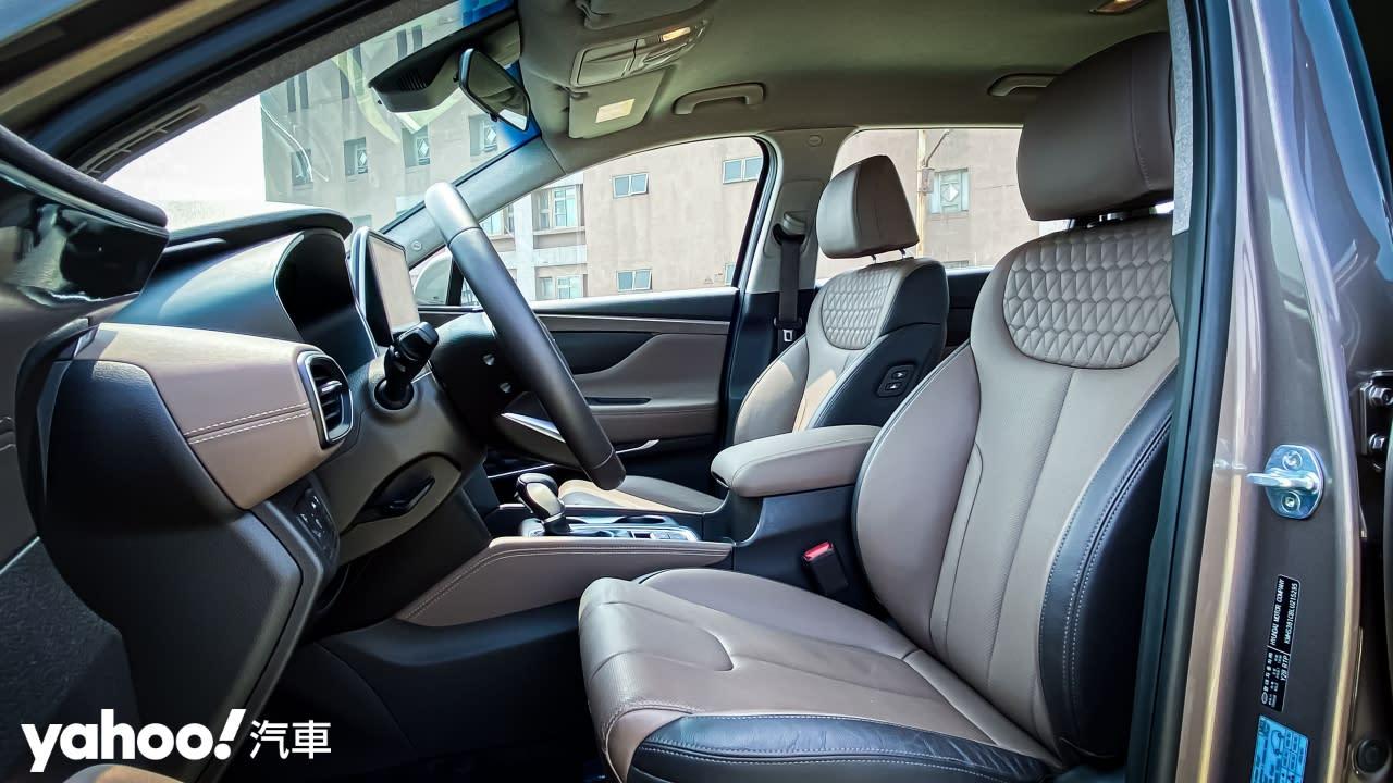 CP值暴跌?做完功課再說吧!2020 Hyundai Santa Fe 2.2柴油旗艦版北高長途試駕! - 13