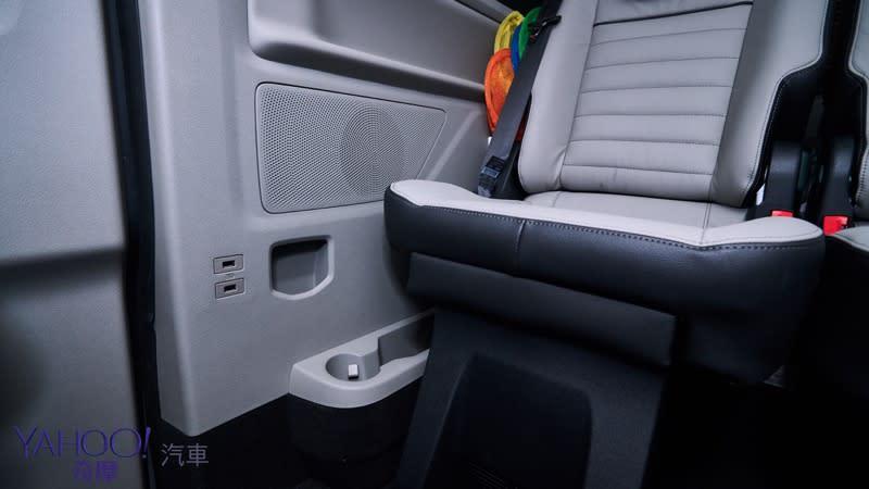 機場接送新指標 2018年式Ford小改款Tourneo Custom大空間抵台 - 11