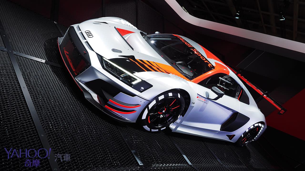 【巴黎車展直擊】更多Audi陣容值得期待!e-tron 55、A1、Q8與SQ2! - 5
