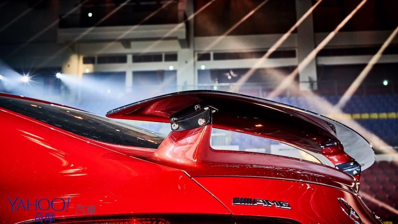 不意外的驚喜大禮!Mercedes品牌旗艦GT車型AMG GT 4-Door Coupé車系518萬元起! - 9
