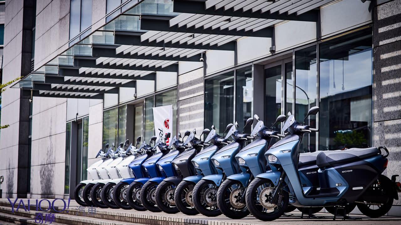 真的、我們不一樣!Yamaha換電式電動機車EC-05新北城郊試駕解析! - 25