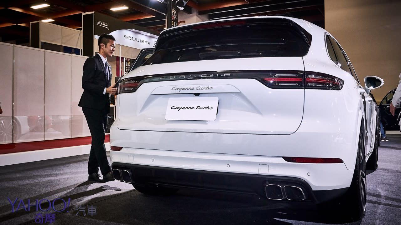 【2019台北車展】四部曲最後的重頭戲!Volkswagen、Ford、Land Rover、Jaguar、Porsche - 4