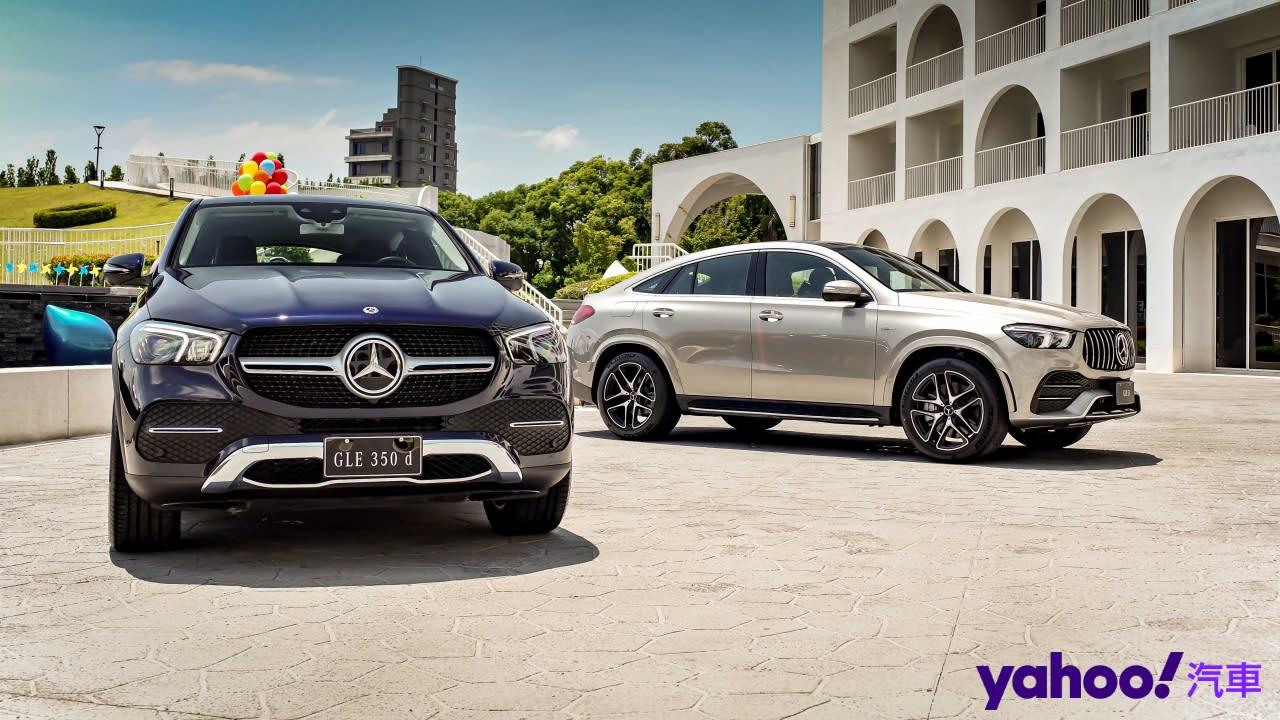 紳士不是痞子!2020 Mercedes-Benz GLE Coupé 381萬起正式抵台! - 3