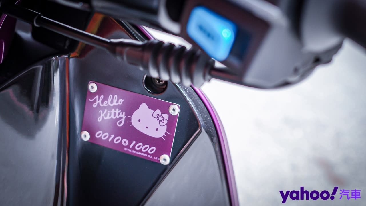 可愛的絕對值!2020 PGO Ur1 Hello Kitty聯名款西區試駕! - 13