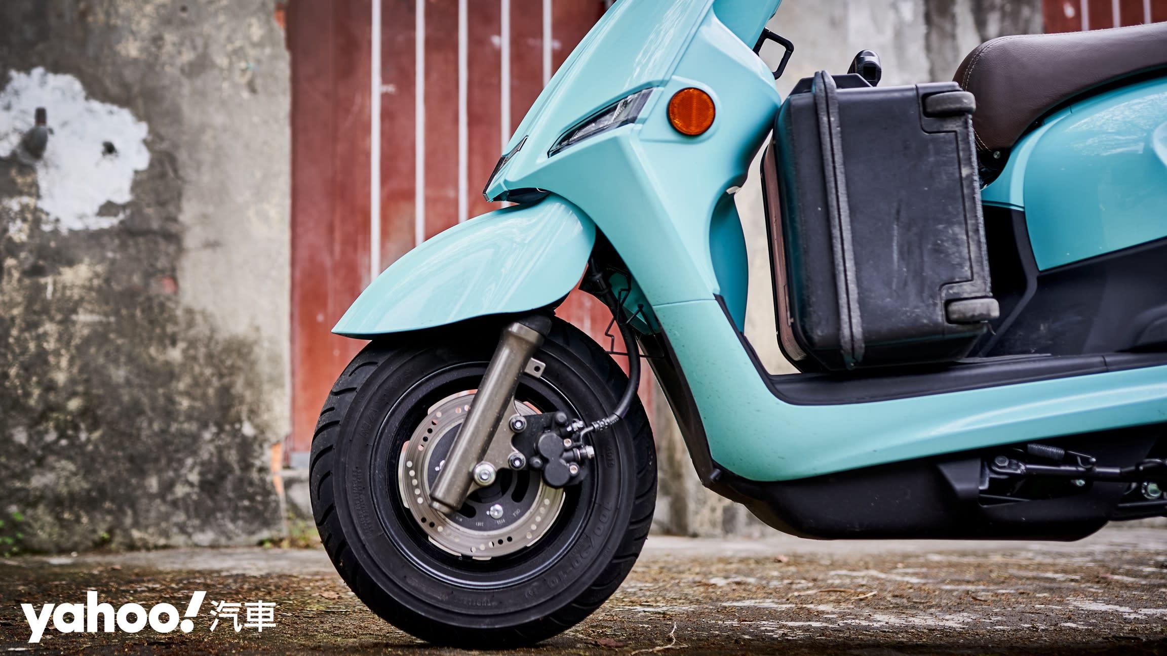追求絕對的唯美系風格!2020 Suzuki Saluto復古風試駕評測! - 11