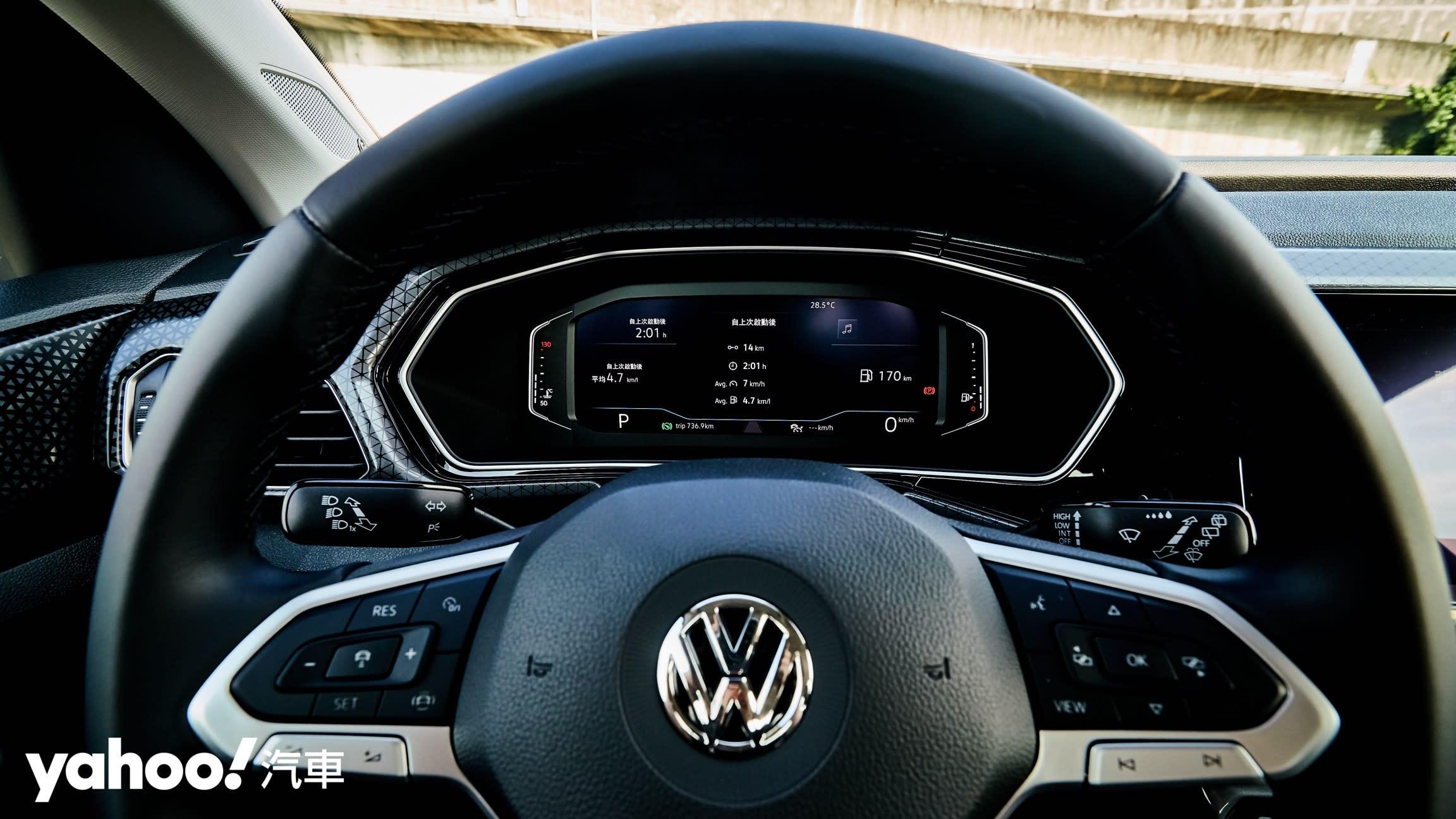 長大後、更迷人!Volkswagen T-Cross R-Line台北城郊試駕! - 14