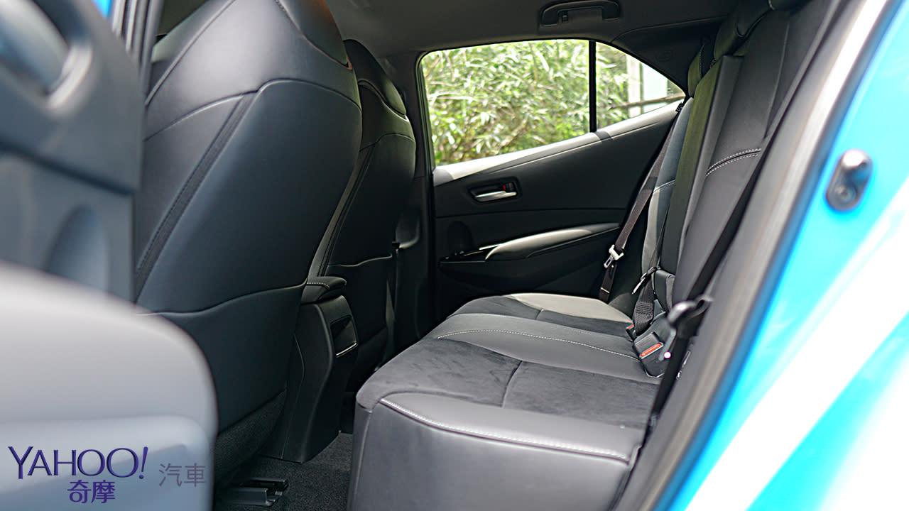 動感依舊、安全再強化!2020 Toyota Auris城郊試駕 - 9