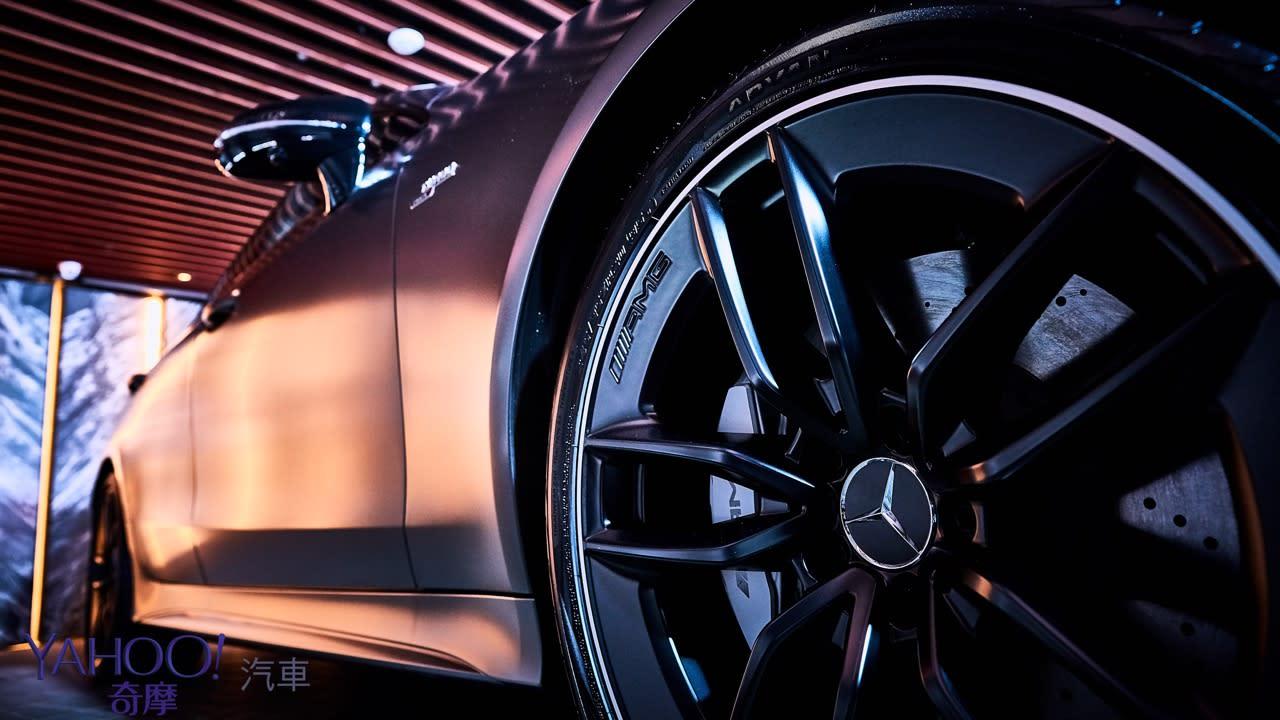 以簡馭繁!全新轎跑優美新基準 Mercedes-Benz第3代CLS正式登台399萬起