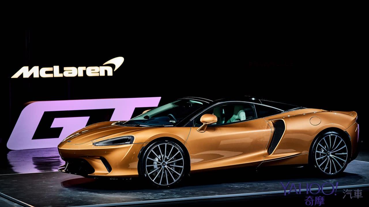 來場一吋長、一吋強的跑車浪漫旅吧!McLaren GT在台正式導入! - 2