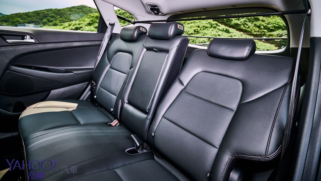 德不德系不是重點、夠安全才是王道!Hyundai小改款Tucson 1.6尊爵版基隆試駕 - 9