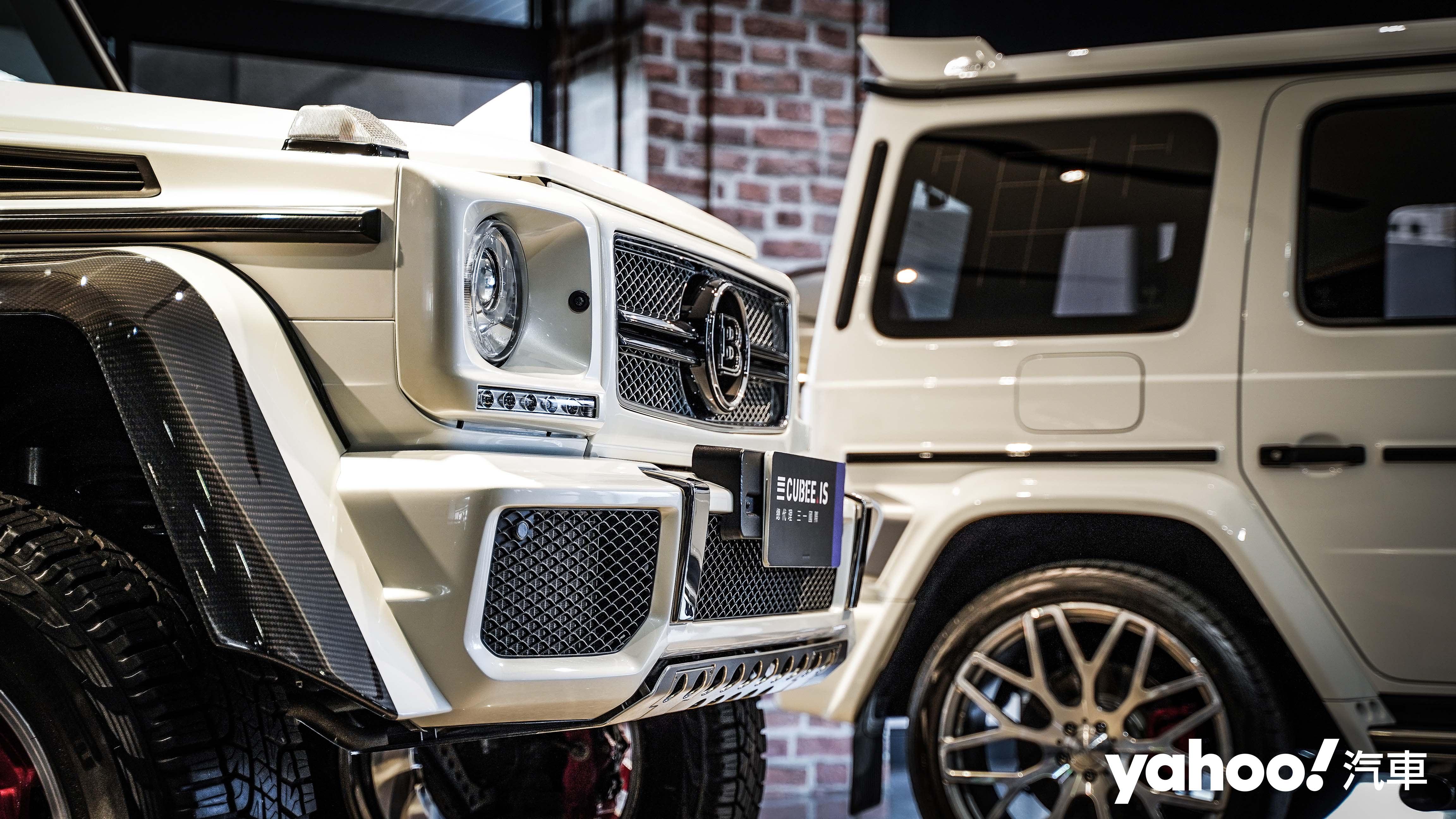 層峰之巔與蒼穹奢華!Brabus × Mercedes-Maybach G650 Landaulet、S650 Pullman極致抵台 - 6