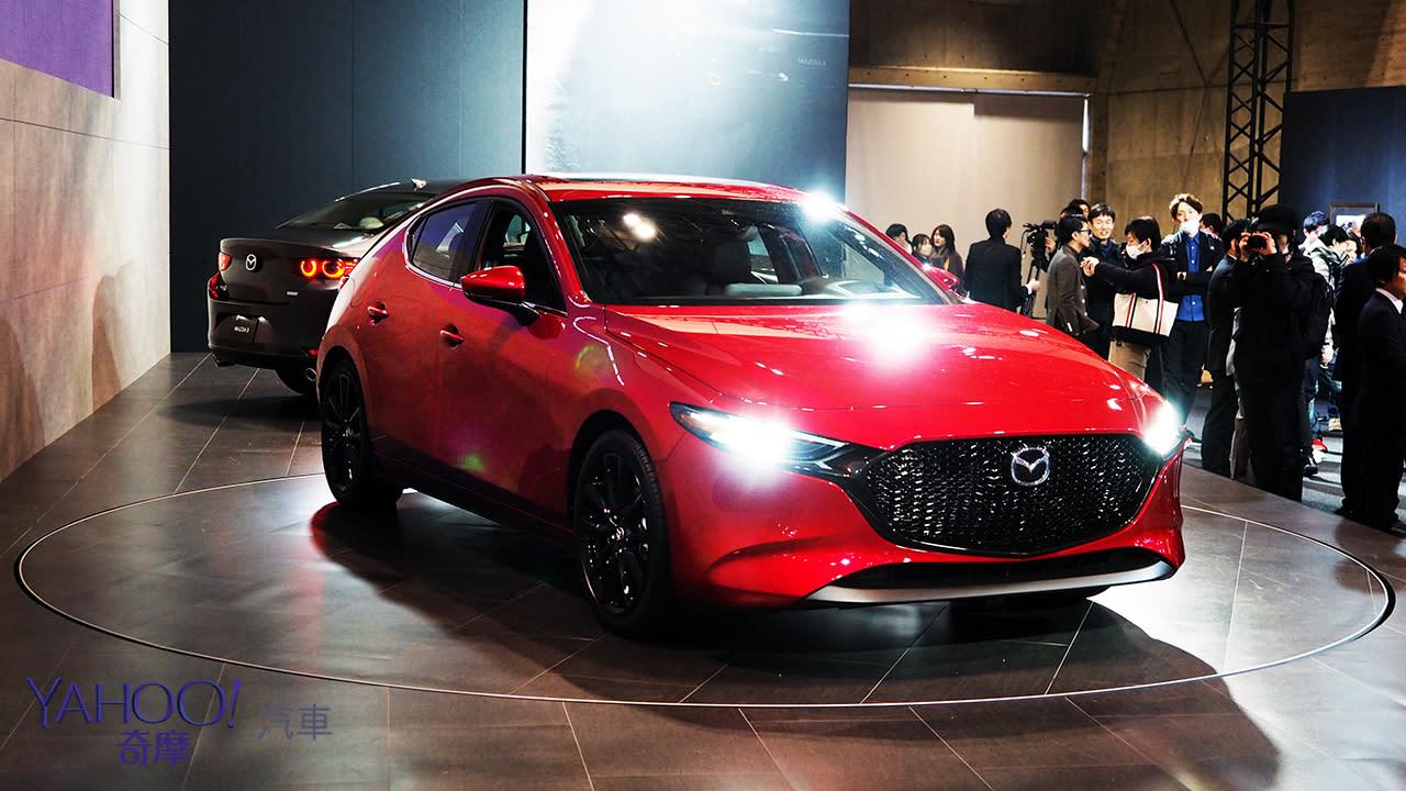 【2019東京改裝車展】4代Mazda 3正式登上日本!更多細節同步展演 - 1