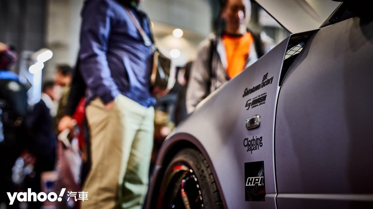 【東京改裝車展】再次登上暴力顛峰!HPI出手重新詮釋Nissan經典之作Skyline R34 GT-R! - 6