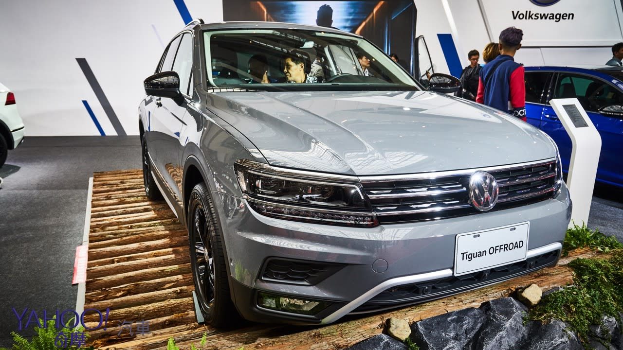 【2019台北車展】四部曲最後的重頭戲!Volkswagen、Ford、Land Rover、Jaguar、Porsche - 10