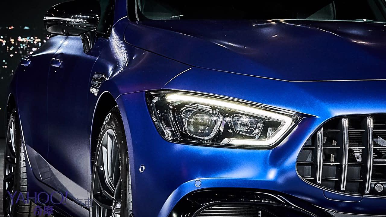 不意外的驚喜大禮!Mercedes品牌旗艦GT車型AMG GT 4-Door Coupé車系518萬元起! - 6
