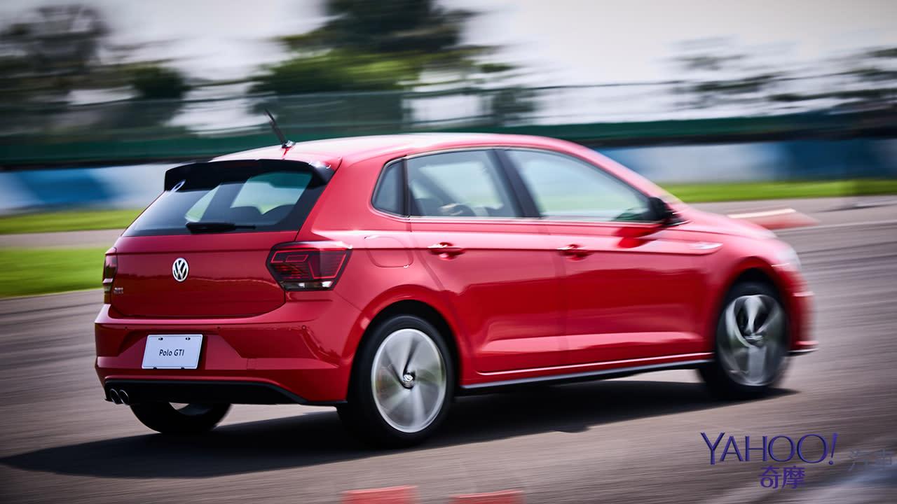 一吋短一吋險的詠春八斬刀!Volkswagen Polo GTI大鵬灣賽道飆速實測 - 11