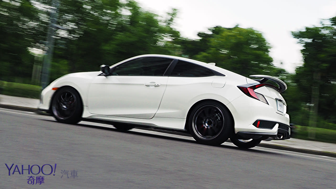 從一而終的手排真本質!2018 Honda Civic 10 SI輕試駕 - 20