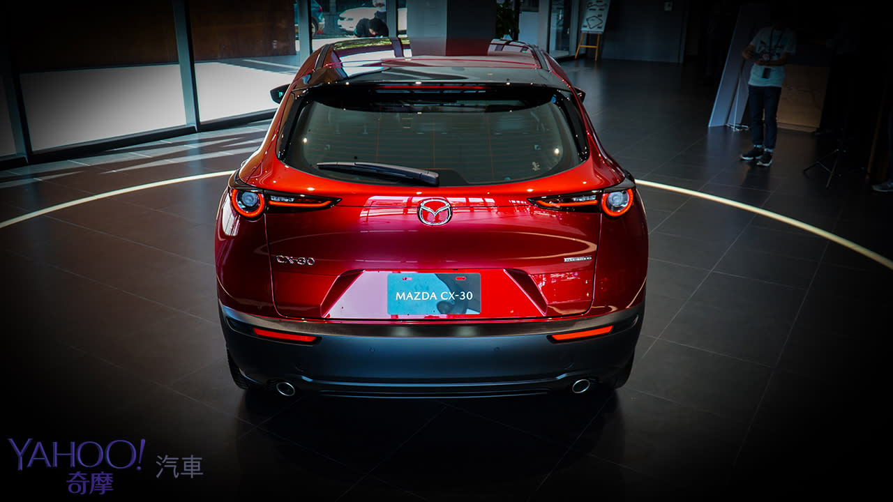 劃出跨界新級距!新魂動美學Mazda CX-30發表前預賞! - 3
