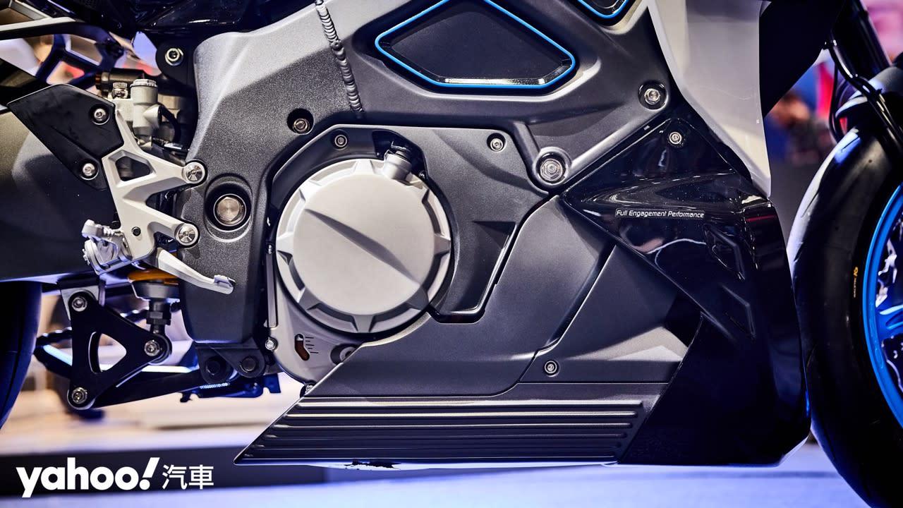 更接近量產的電動火力展示!Kymco全新大型重型電動概念車RevoNEX正式發表! - 13