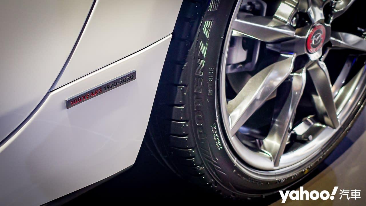 歡迎加入「車瑞」俱樂部!2020 Mazda 100週年紀念車款在台上市! - 10