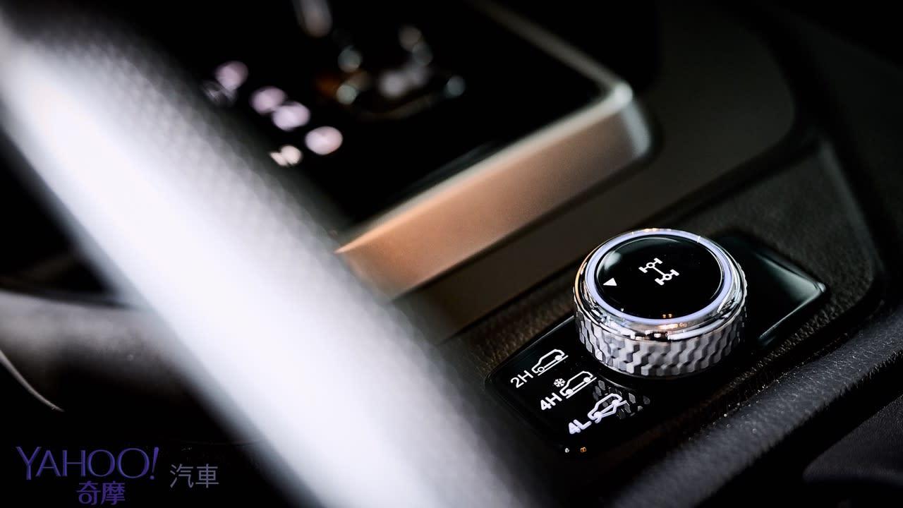 越野韓風激烈襲來!SsangYong雙龍汽車豪華7人SUV Rexton、PickUp Rexton Sports正式發表! - 19