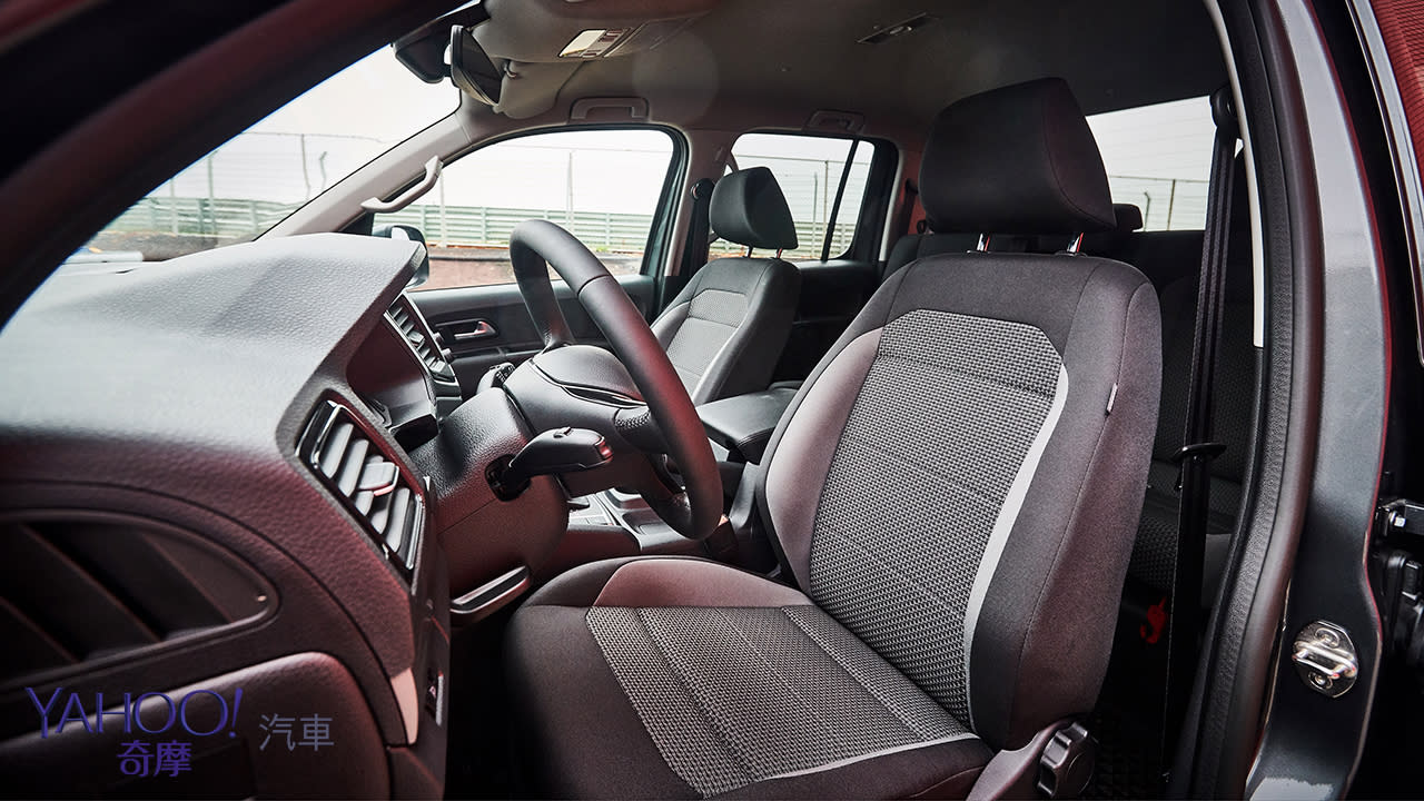 沒有三兩三、怎敢上梁山?Volkswagen Amarok V6越野體驗 - 6