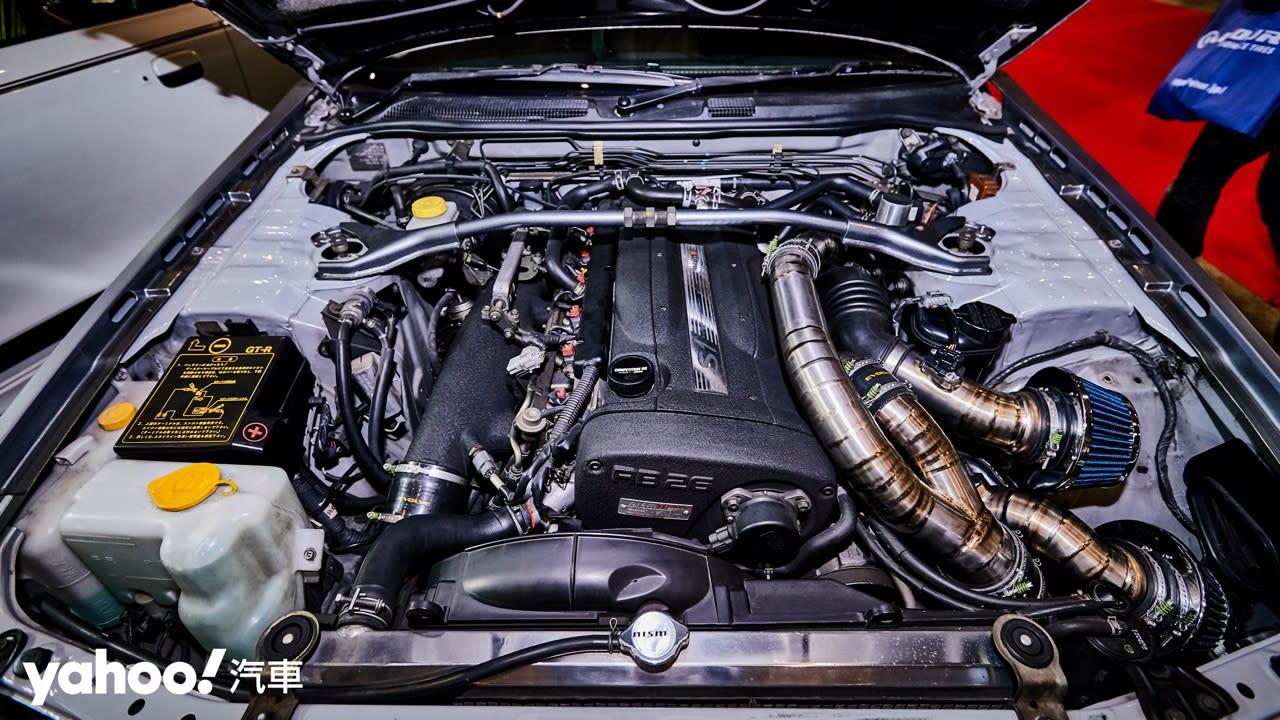 【東京改裝車展】再次登上暴力顛峰!HPI出手重新詮釋Nissan經典之作Skyline R34 GT-R! - 1