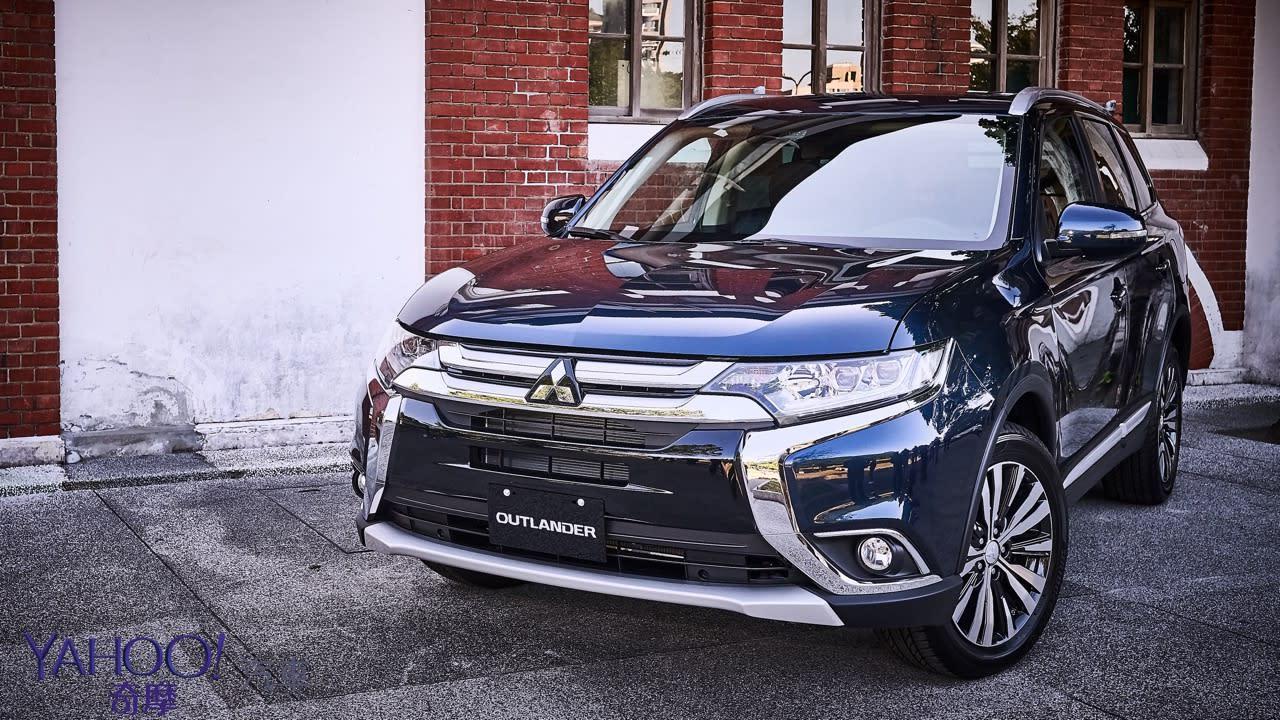 安全升段無差別!2019年式Mitsubishi Outlander主動安全再進化94.9萬起! - 10