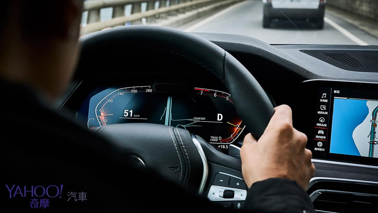型變、質變、心不變 BMW X5 xDrive40i林口濱海試駕 - 17