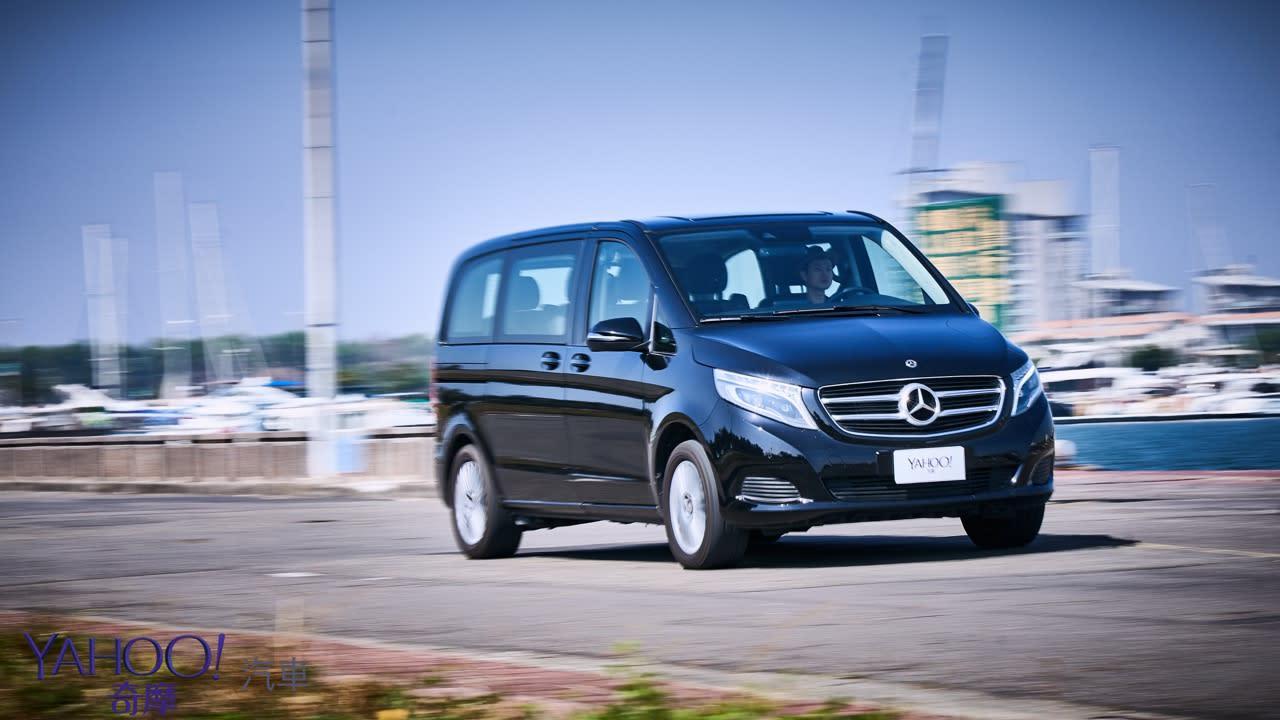 因為更在乎後座的感受!Mercedes-Benz V220D台南台北深度試駕 - 2