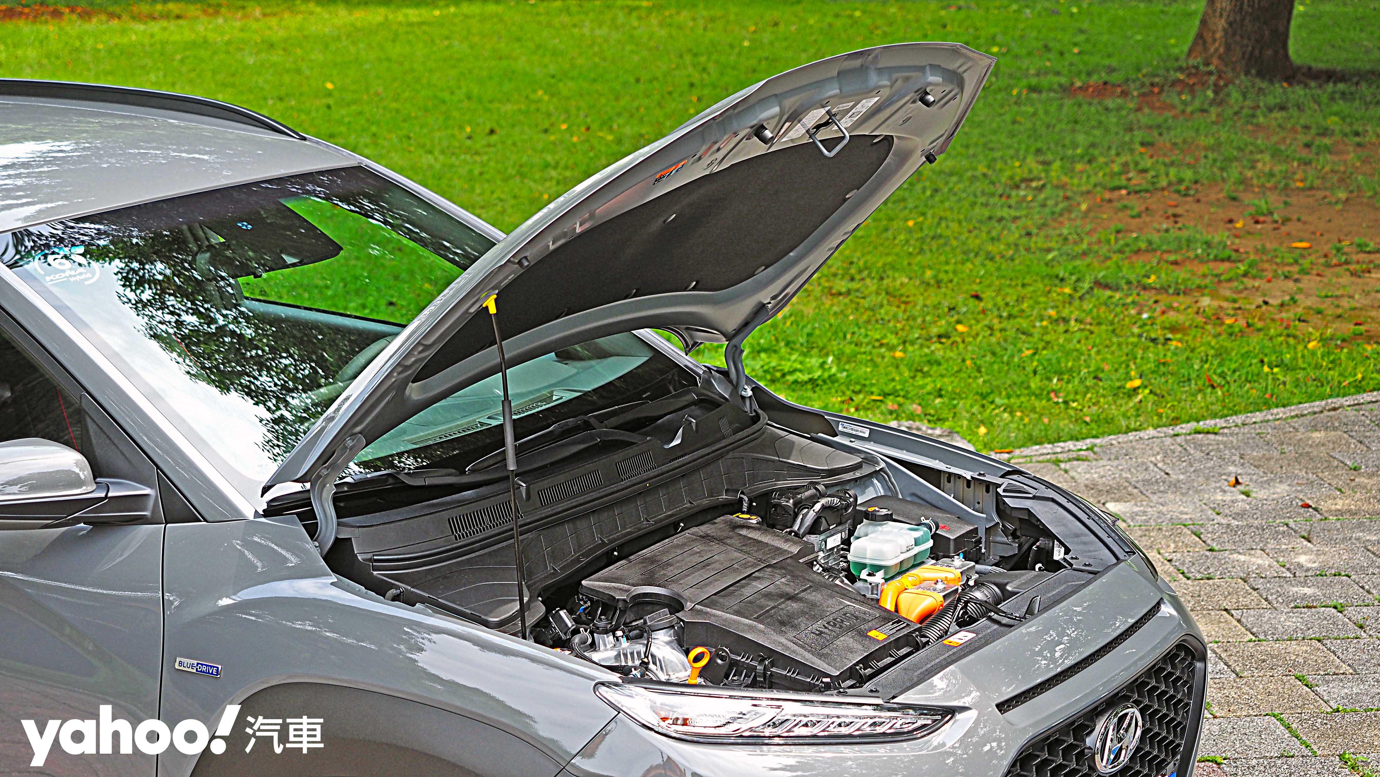 節能跨界新品種!2020 Hyundai Kona Hybrid台北淡水試駕 - 12
