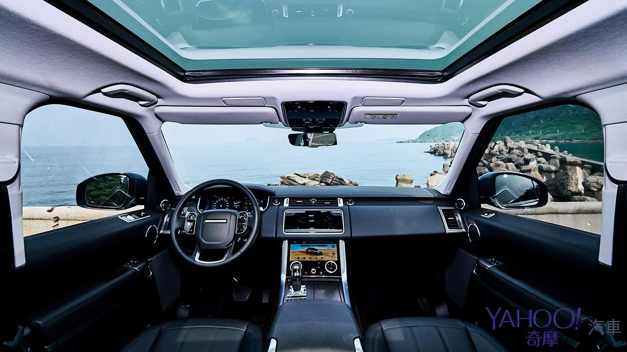 輕騎出征!Land Rover Range Rover Sport Si4 HSE 海灣試駕 - 8