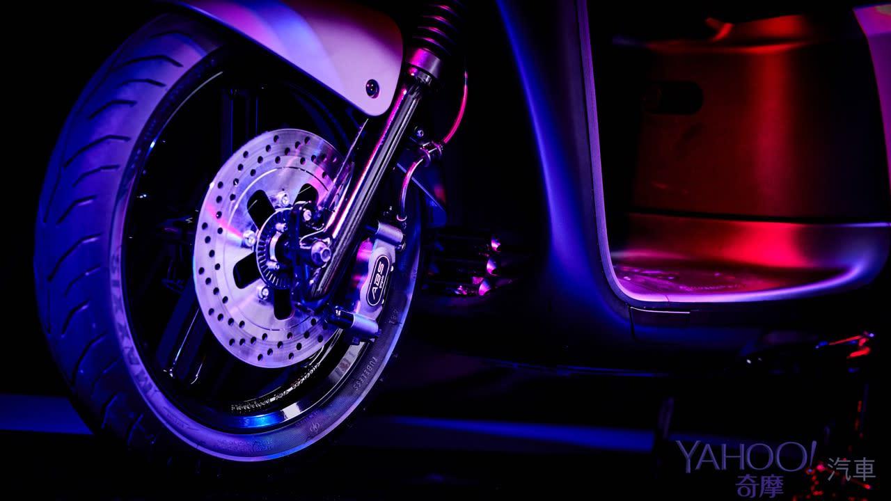 安全提升的確更來靛!Gogoro S2 ABS光譜靛全新上市! - 6