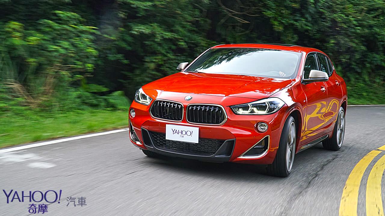 更加鋼砲的跨界潮流之作!2019 BMW X2 M35i山道試駕 - 2